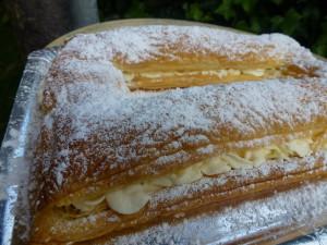 tortell amb nata